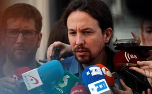Iglesias trasladará a Torra que las vías políticas para Cataluña son posibles