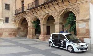 Los controles de vigilancia de la Policía Local dejan cuatro detenidos en Lorca