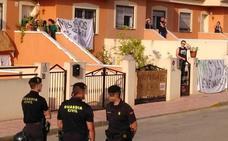Desahucian a una madre y su hija en Mazarrón