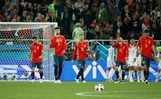 ¿Qué nota le pones a España? ¿A quién pondrías de titular ante Rusia? ¿Cómo calificas a Hierro?