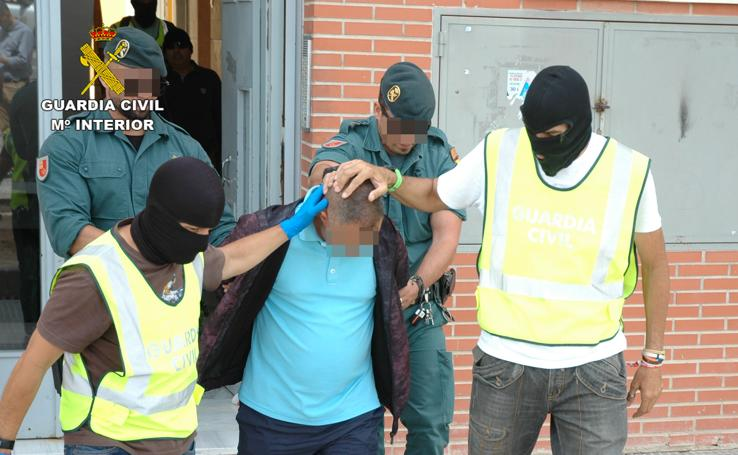 Desarticulada una organización criminal dedicada al tráfico ilegal de personas