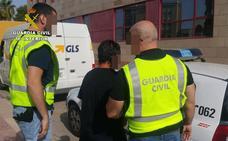Detenido en Mazarrón por una agresión con un arma blanca