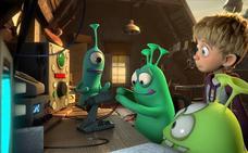 Bullying, humor y alienígenas en una comedia familiar
