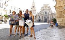 Murcia, cuarta comunidad autónoma menos atractiva para los turistas españoles