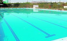 Jumilla presenta la nueva piscina olímpica del polideportivo La Hoya