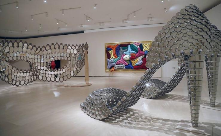 Joana Vasconcelos llega al Guggenheim