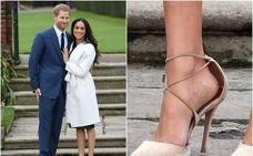 ¿Por qué a Meghan Markle le están siempre grandes los zapatos?