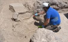Descubren un edificio romano singular en las proximidades de Cartagena