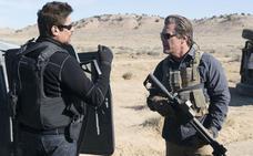La secuela de 'Sicario' y la adaptación de 'Chesil Beach' llegan a los cines