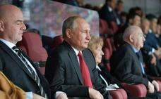 Putin no asistirá al España-Rusia