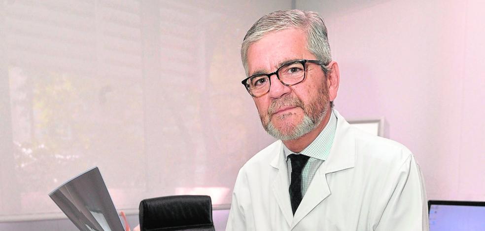 De Prado: «Casi un 75% de las intervenciones en cirugía del pie se hacen en mujeres»