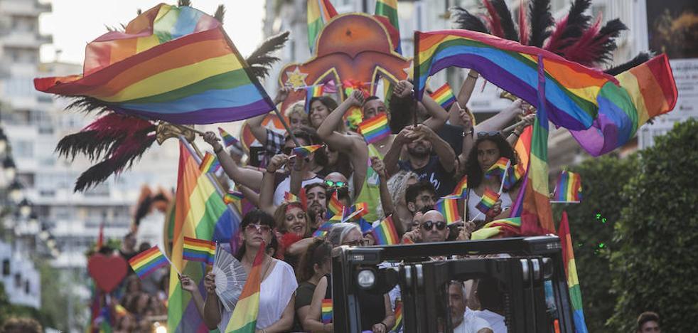 Cartagena muestra su Orgullo