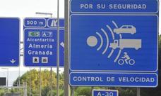 10 Pegasus, 5 drones, más de 300 radares fijos y 40 mini radares vigilan las carreteras españolas