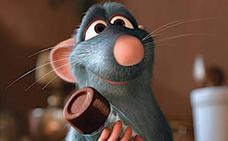 'Ratatouille', un ratón que quiere ser chef