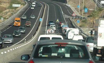 Aviso de la Guardia Civil: «No caigas en el Efecto Safety Car»