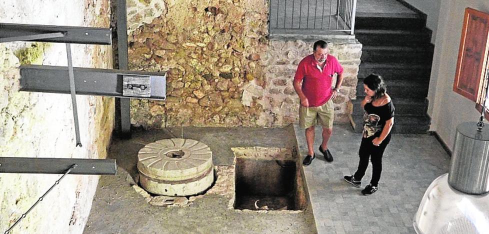 Los regantes denuncian que el Molino del Chícamo lleva cerrado tres años
