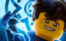 'LEGO Ninjago. La película'