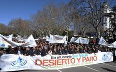 Los regantes del acueducto: «Si nos atacan, iremos a las barricadas»