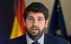 López Miras: «La ministra pone fin a las esperanzas de los murcianos»