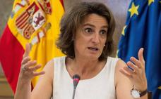 Ribera: «Los trasvases no se pueden convertir en algo ordinario»