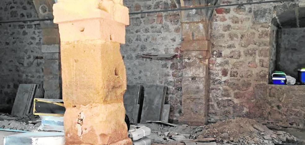 Arrancan las obras de rehabilitación de la histórica Sala Caballerizas