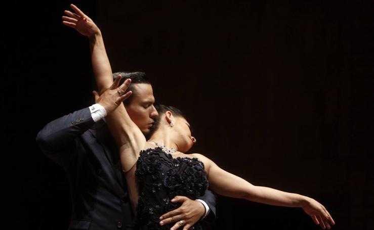 Medellín baila tango