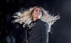 Beyoncé, rescatada del escenario durante su último concierto