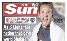 Indignación en Colombia con 'The Sun': «Tienen a Shakira, un café excelente y, eh, otras cosas...»