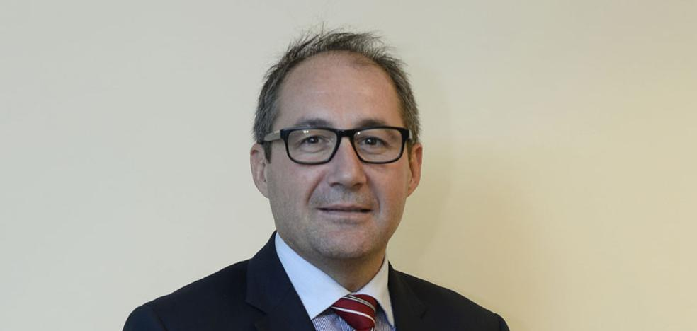 Luis Javier Lozano releva a Ángel López en el área de Profesorado de la UPCT