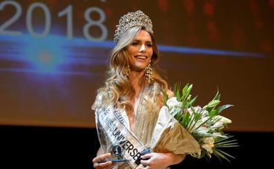 Ángela Ponce, primera mujer transgénero en ganar Miss Universo España