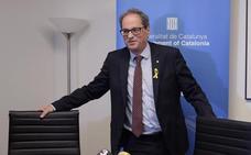 Torra insiste en que la autodeterminación será el tema «principal» de la reunión con Sánchez
