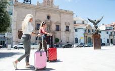 Murcia, a la cabeza en crecimiento de turistas extranjeros durante mayo