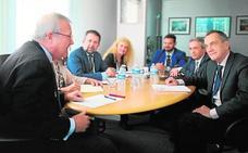 Los productores reivindican en Bruselas una política agraria «más justa y simple»