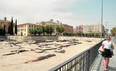 Arqueólogos y visitantes entrarán después del verano al yacimiento de San Esteban