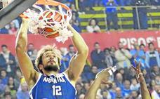Las ventanas FIBA sientan bien a los jugadores del UCAM CB