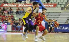 Alberto Martín seguirá una temporada más en el UCAM