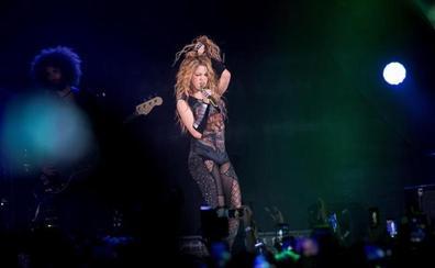 Madrid vuelve a entregarse a Shakira tras siete años de abandono