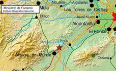Alhama registra un temblor de 2,4 grados de magnitud