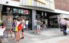 Las entradas del cine se reducen en 30 céntimos