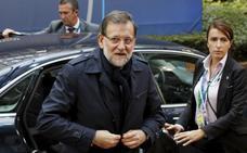 Rajoy no participará en la votación porque lo justo es no «privilegiar»