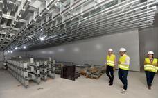 La primera fase del complejo cárnico de Serrata estará operativa el próximo año