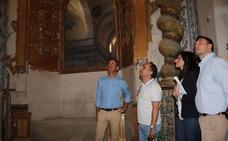 La restauración de la capilla de la Virgen de las Angustias costará 1,1 millones de euros
