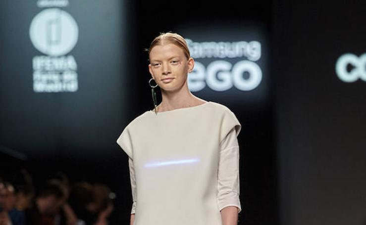 La murciana Constanza Mas abre la Fashion Week de Madrid