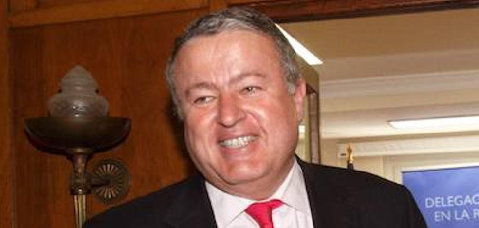 El PP recupera a Francisco Bernabé para el Senado