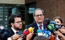Torra hablará con Sánchez de «autodeterminación»