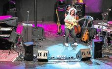 San Javier se rinde al guitarrista Pat Metheny