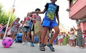 La saturación en las aulas bajará el próximo curso en Infantil, Primaria y Bachiller