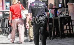 La reposición de policías locales es una prioridad