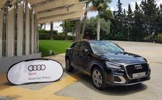 Audi Huertas Motor acompaña a ENAE en la gran noche de los empresarios