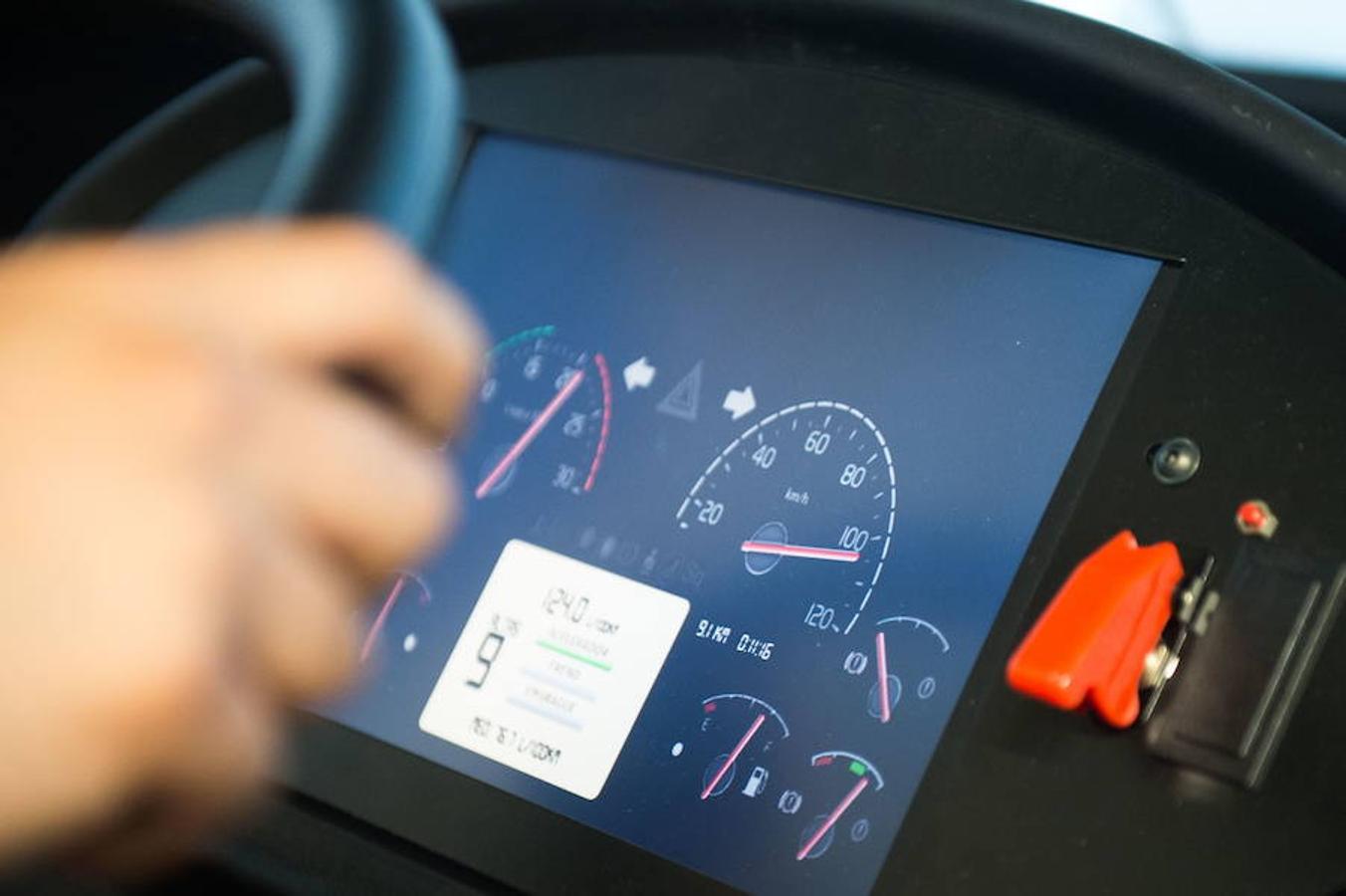 La conducción virtual salva vidas